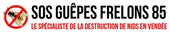 Sos Guêpes Frelons 85 Logo
