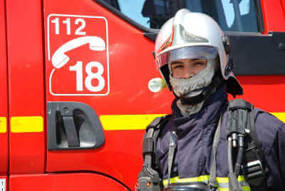 Pompiers nid de guêpes et nids de frelons en Vendée